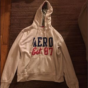Aeropostale hoodie new condition size medium